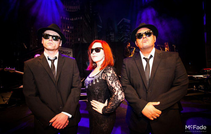 Chicago Blues Brothers - Riga This Week