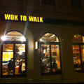 Wok to Walk, Dining