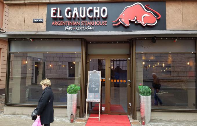 El Gaucho Riga This Week - Argentina traditions