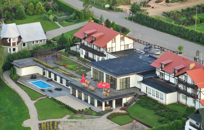 Ezeri spa hotel riga this week for Upmarket hotel