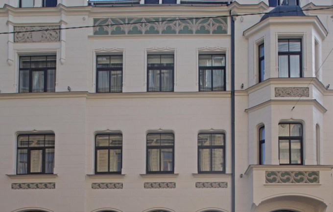 Wellton terrace design hotel riga this week for Riga design hotel