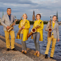 Weekend music. Riga Saxophone Quartet