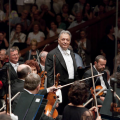 Israel Philharmonic Orchestra & conductor Zubin Mehta