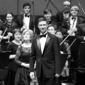 Liszt Piano concerto and Rachmaninoff symphony