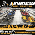 Elektrokarting High Voltage, Sports and Relaxation