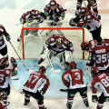 KHL league. Dinamo Riga games
