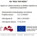 LIAA supported, Tourism info