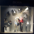 Hugo Boss, Shopping